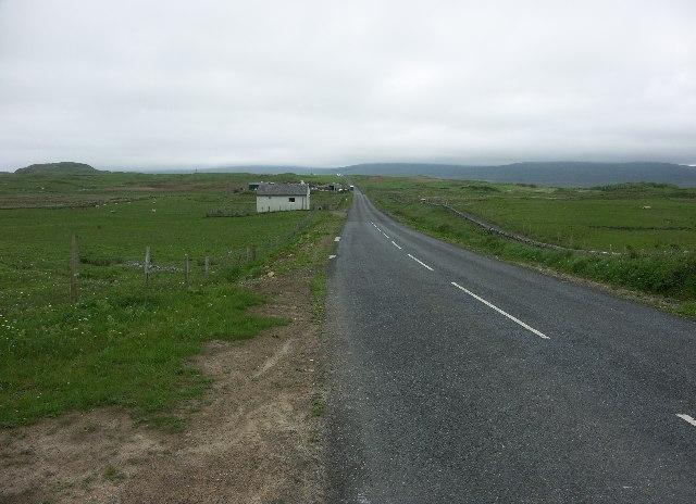 A846 near Finlaggan junction
