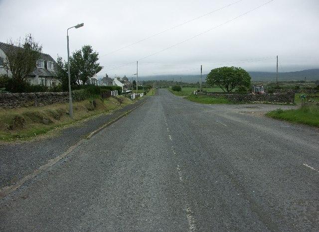 A846 Keills
