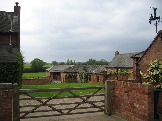 Hill Farm, Hill