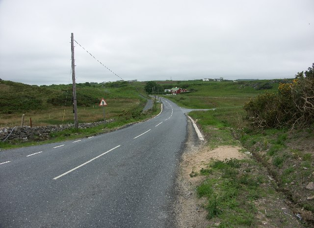 A846 near Caol Ila junction