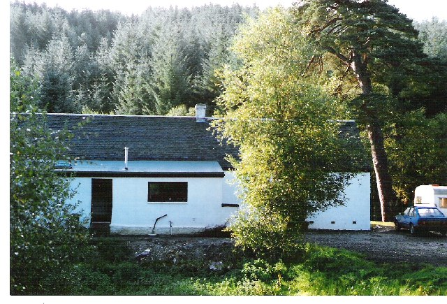 Blairvaich Cottage (circa 1986)