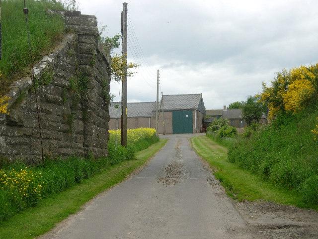 East Hillhead farm