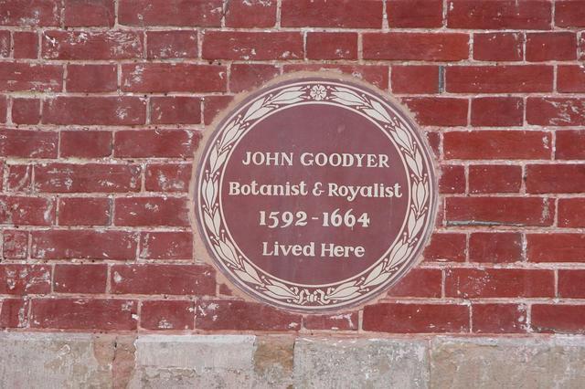 """""""Goodyers"""" , The Spain, Petersfield."""