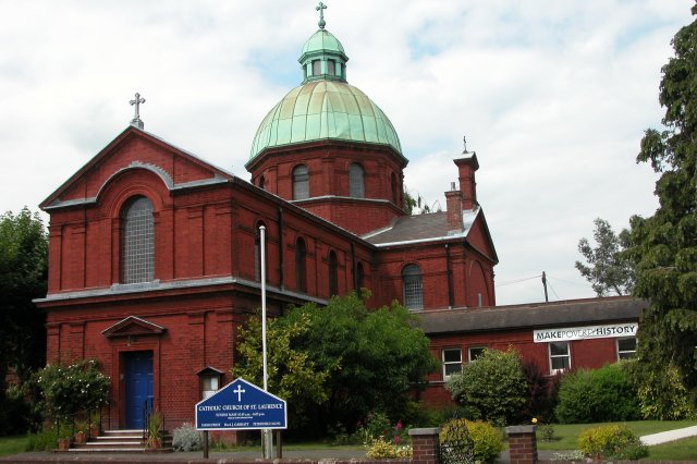 St Laurence's Catholic Church, Petersfield
