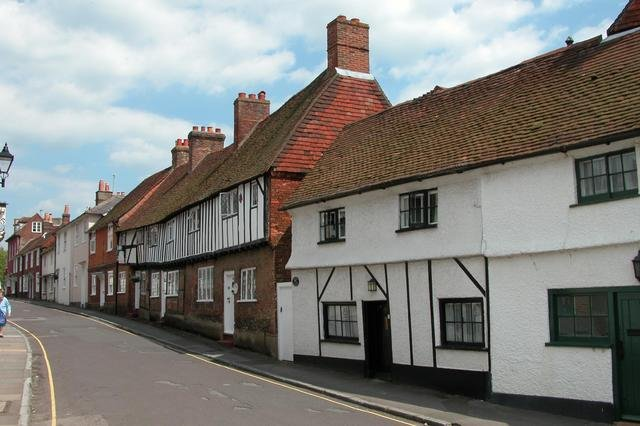 Sheep Street, Petersfield