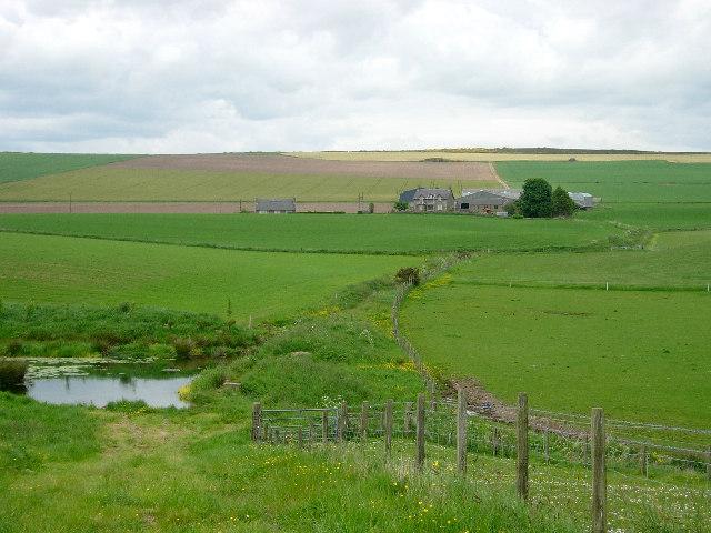 Middle Brighty farm