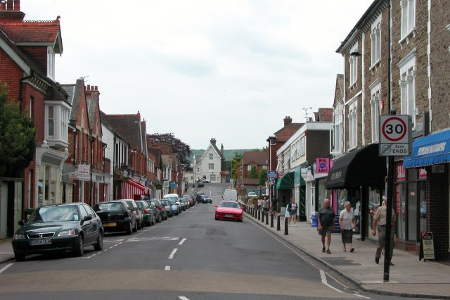 Lavant Street, Petersfield.