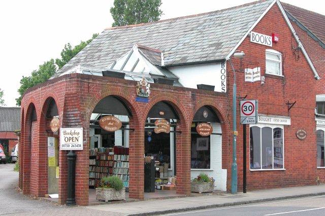 Petersfield Bookshop