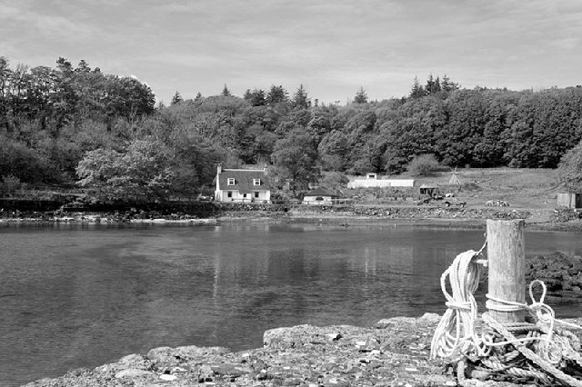 Shore Cottage, Isle of Eigg