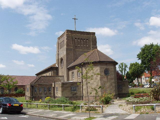 All Hallows Church, North Greenford