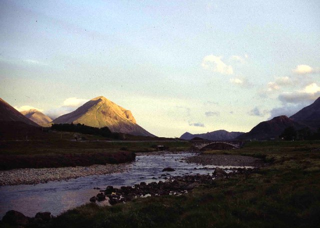 Marsco from Sligachan, Isle of Skye