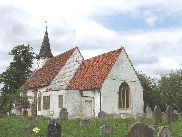 St Mary's Church, Northolt, Middlesex