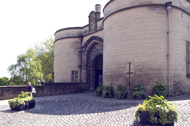 Nottingham Castle's Gatehouse