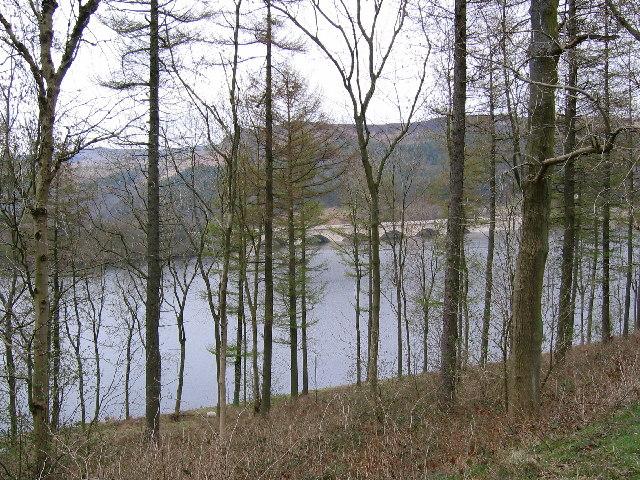 Viaduct - Ladybower Reservoir