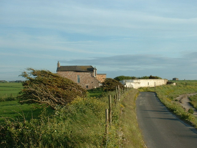 Lighthouse Cottage, Lune Estuary