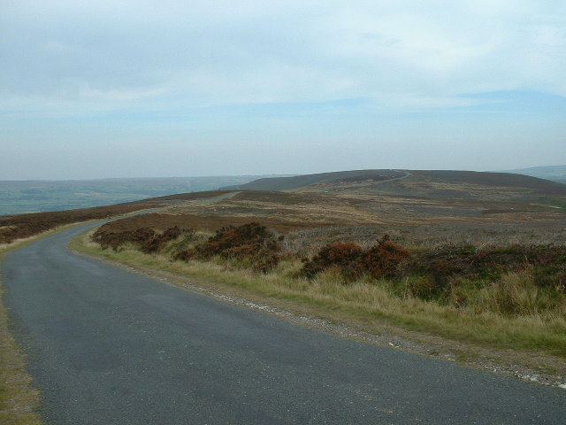 Glaisdale Rigg on the North Yorkshire Moors