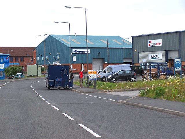 Manners Industrial Estate, Ilkeston