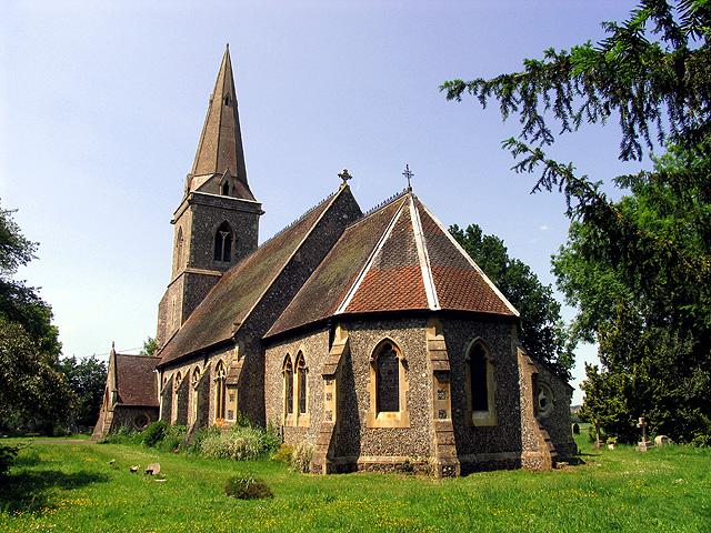 St Bartholomews: Arborfield
