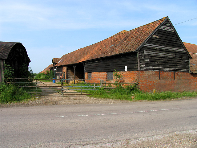 Grazeley Manor Farm