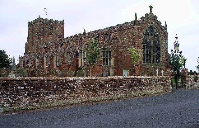 Arthuret Parish Church