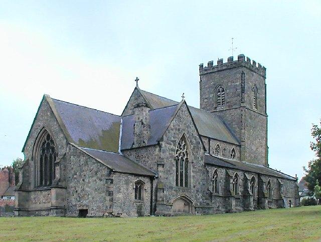 Parish Church, Hathern