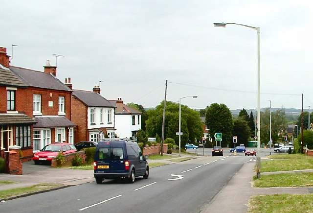 Shepshed Road, Hathern
