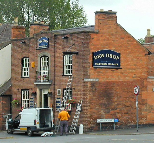 Dew Drop Inn, Hathern