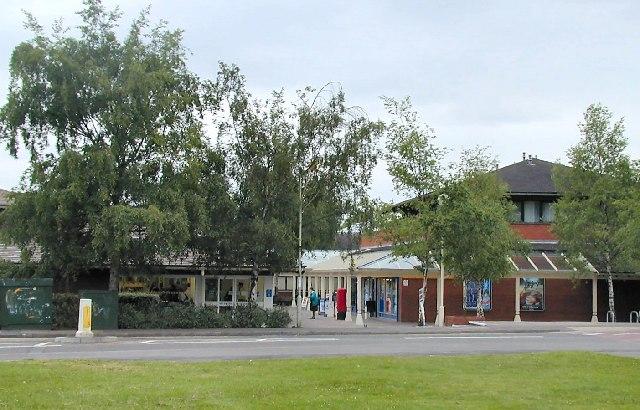 Gorse Covert Shopping Centre, Loughborough