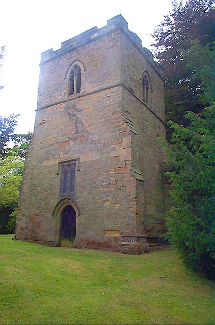 The Sunken Church, Bramcote