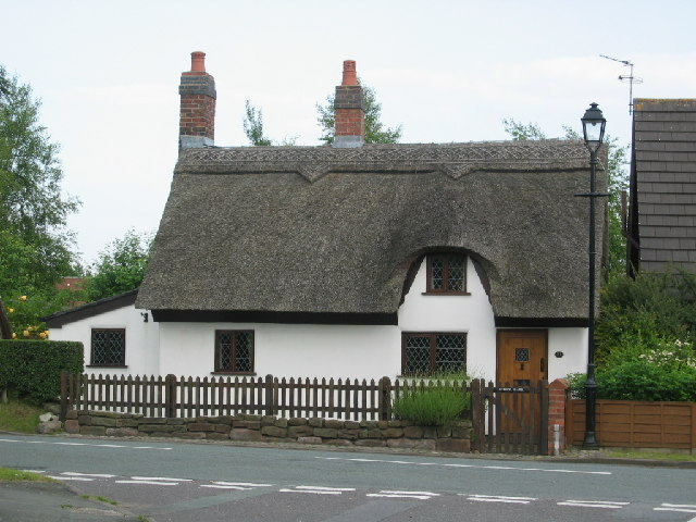 School Bank Cottage, Weaverham