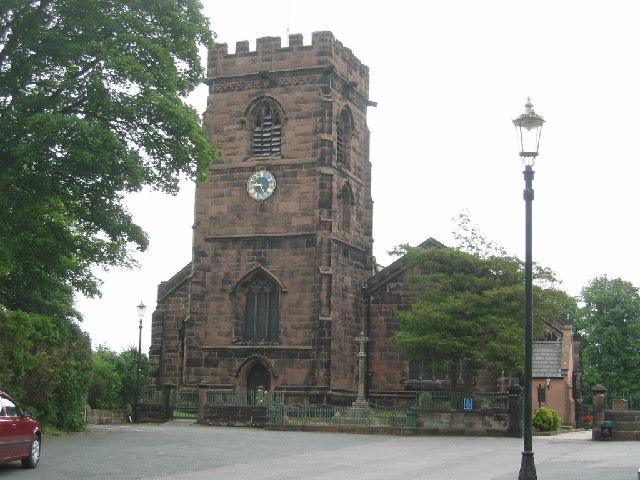 St Mary's Church, Weaverham
