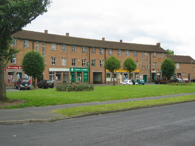 Lime Avenue shops, Weaverham