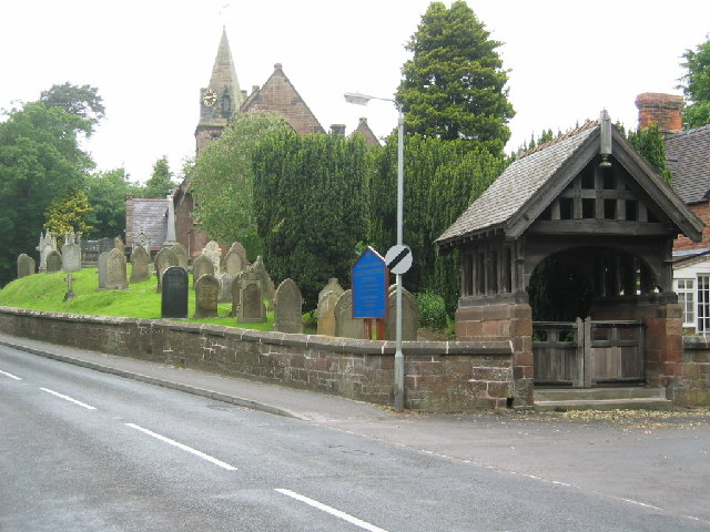 St John's Church , Kingsley