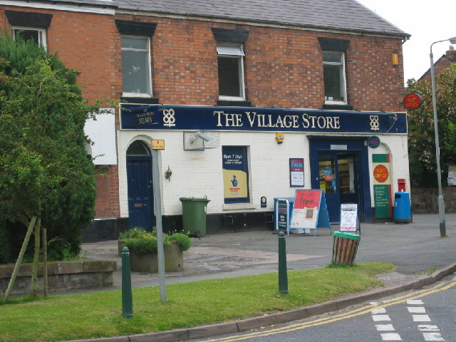 Kingsley, Village Store and post office