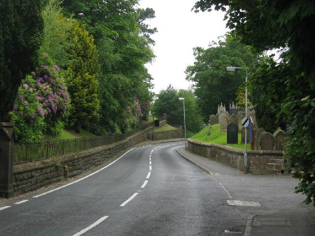 B5153 by Kingsley Church