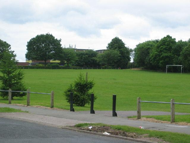 View of Weaverham High School