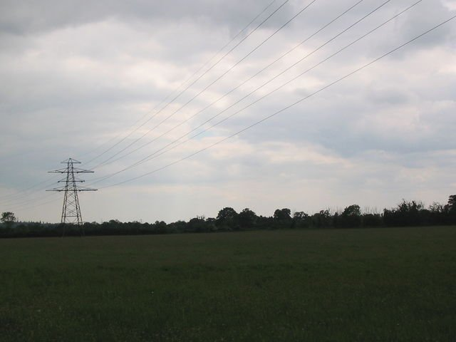Fields at Halterworth, Romsey