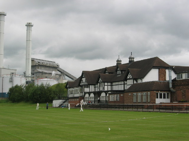Winnington works and recreation club, Northwich