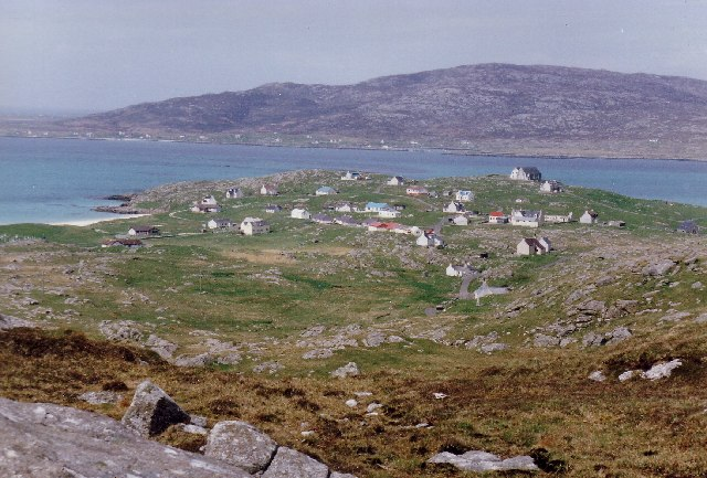 Coilleag Isle of Eriskay