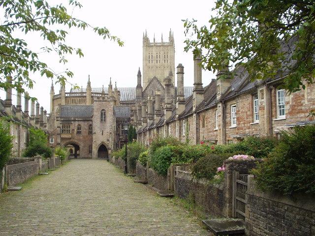 Vicars Close, Wells, Somerset