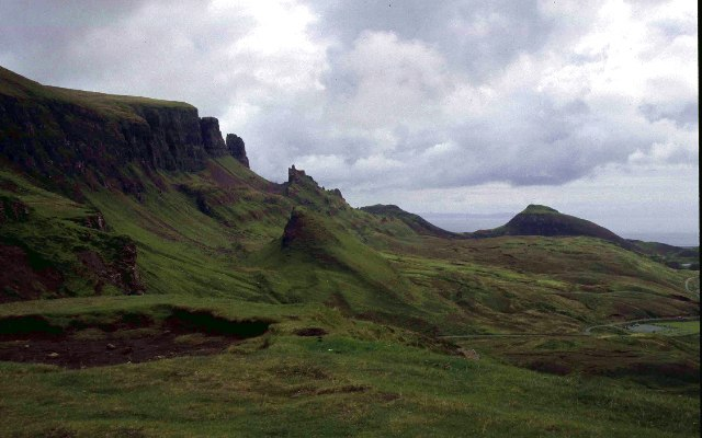 The Prison, Isle of Skye