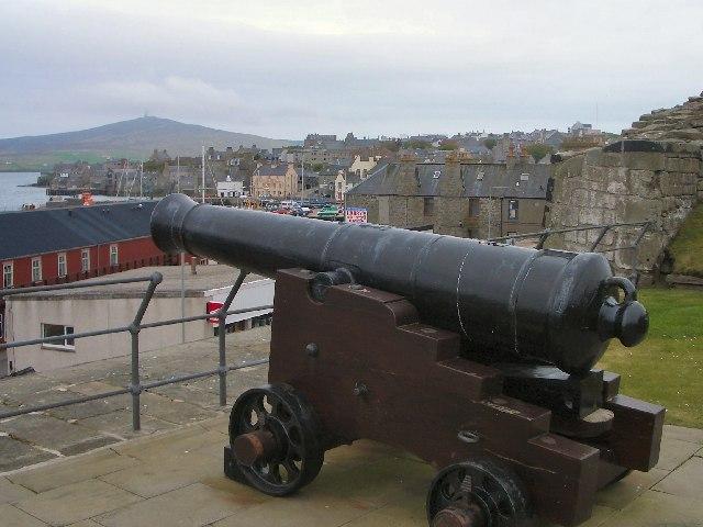 Fort Charlotte, Lerwick