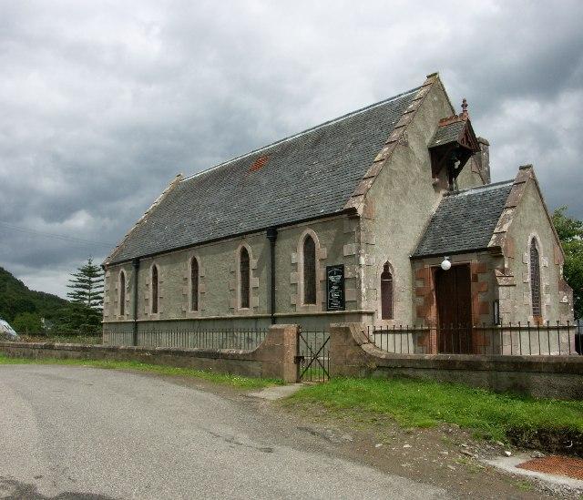 North Knapdale Parish Church, Tayvallich, Argyll