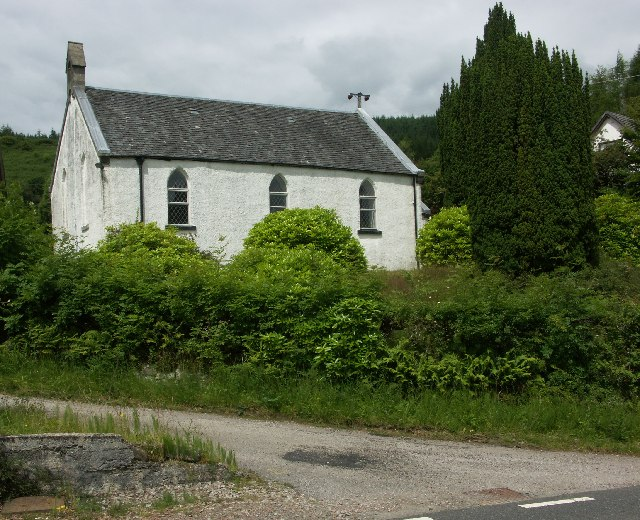 Lochgair Parish Church, Lochgair, Argyll