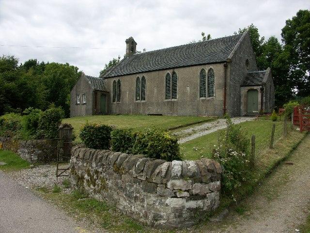 Lochfyneside Free Church, Minard, Argyll