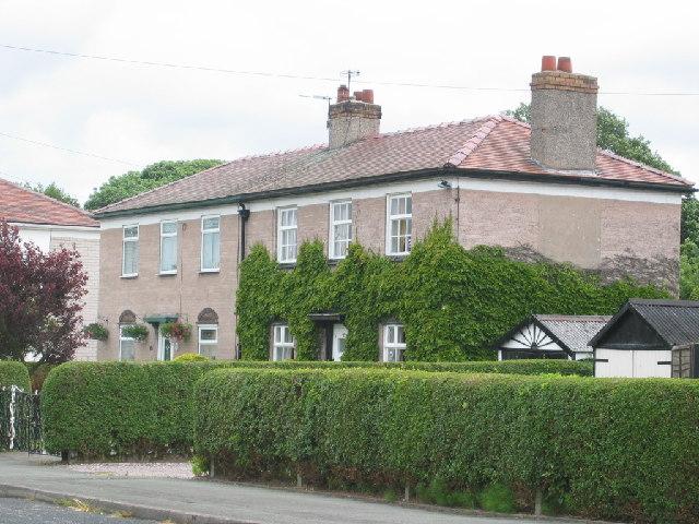 Houses in Owley Wood