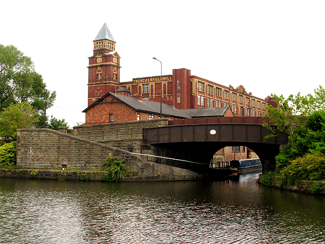Trencherfield Mill: Wigan