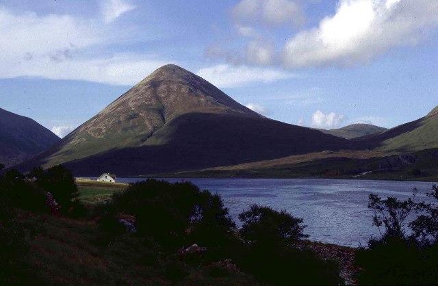 Beinn na Cro, Isle of Skye