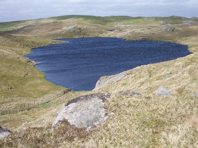 Mill Loch, Lunna Ness