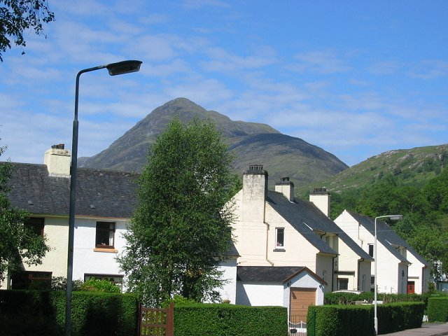 Kinlochleven -North Side